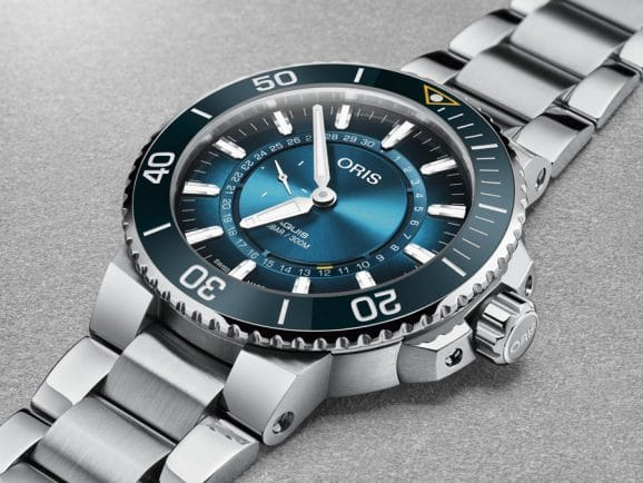 Oris: Great Barrier Reef Limited Edition III