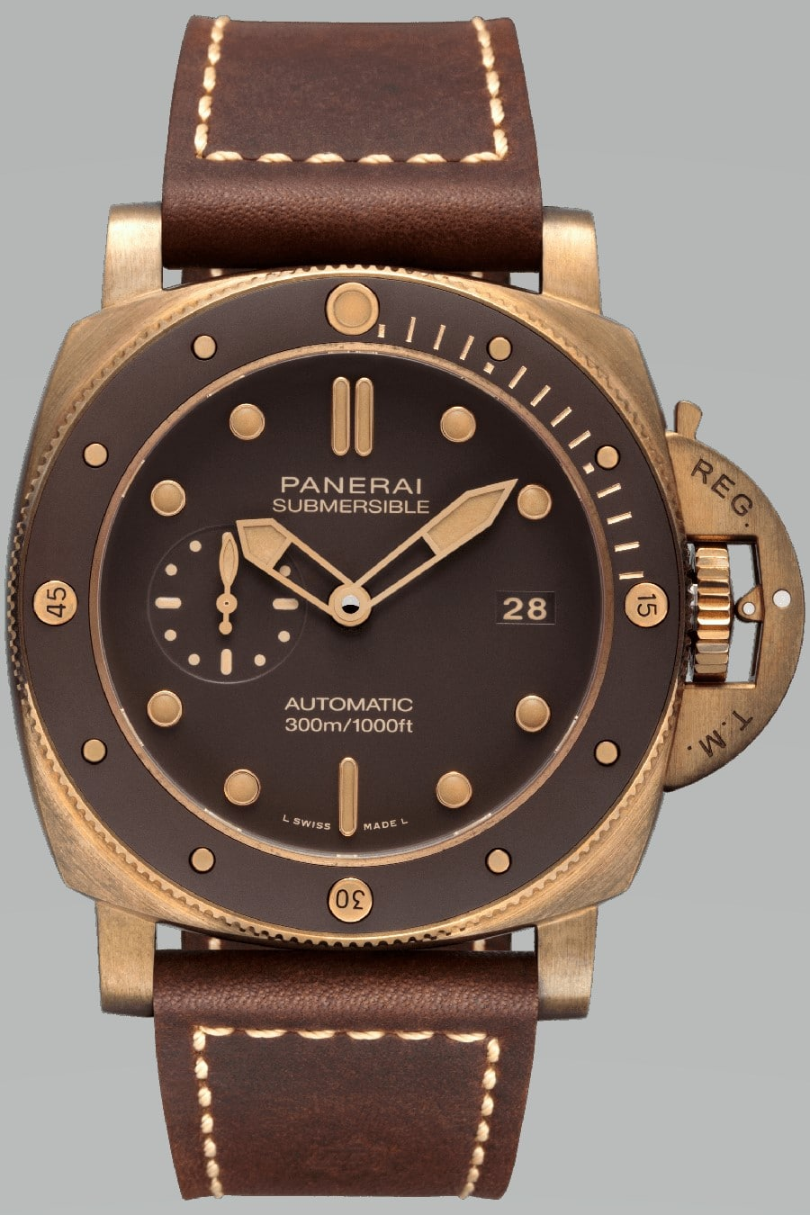Panerai Submersible Bronzo – 47 mm