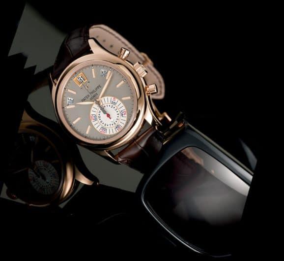 Patek Philippe: Die Referenz 5960R ist die erste mit Patek-Philippe-Siegel ausgelieferte Uhr - ein Chronograph mit Jahreskalender
