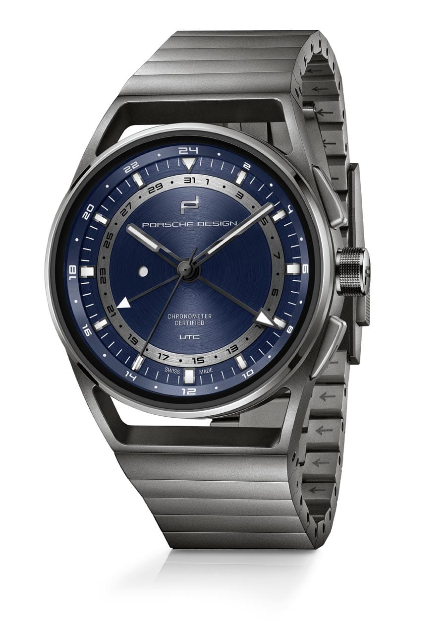 Porsche Design 1919 Globetimer UTC All Titanium