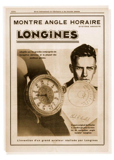 Longines: Lindbergh 1931