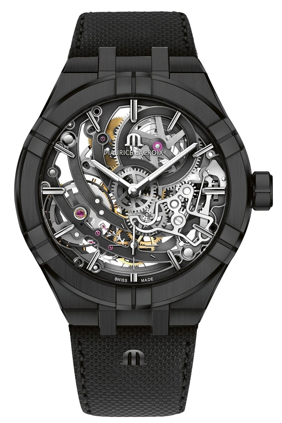 Red Dot 2019: Maurice Lacroix Aikon Skeleton Manufacture
