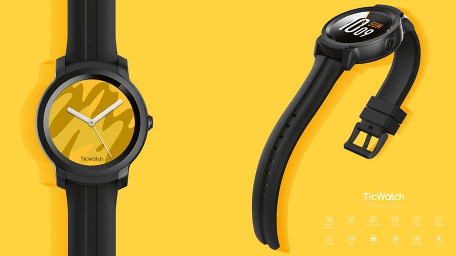 Red Dot 2019: Mobvoi Ticwatch E2 (Version 1)
