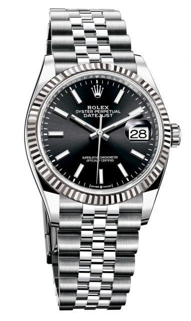 Rolex: Oyster Perpetual Datejust 36