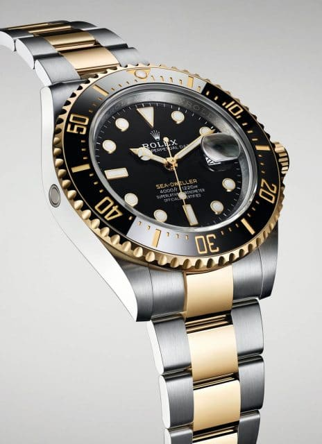 Rolex: Oyster Perpetual Sea Dweller