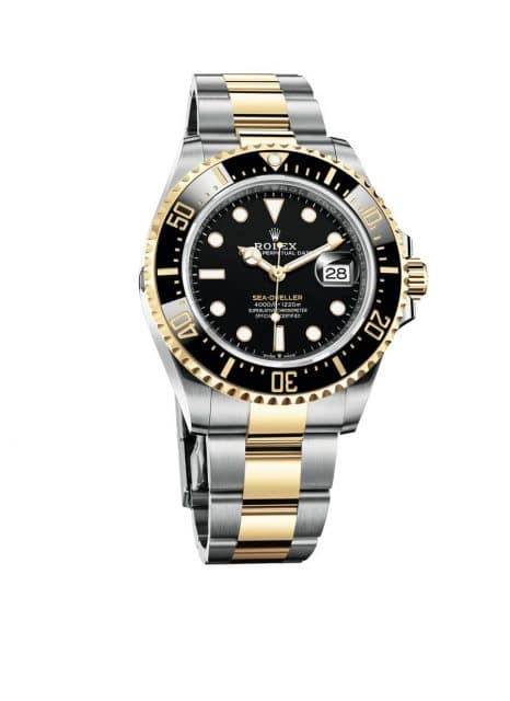 Rolex: Oyster Perpetual Sea-Dweller