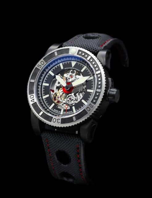 Schaumburg Watch: AQM 5 Viperfish