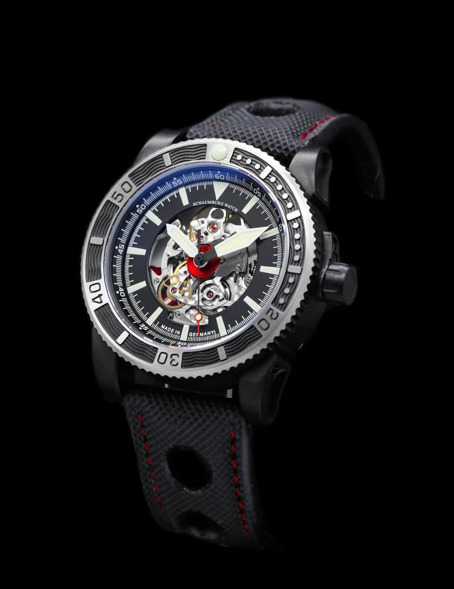 Schaumburg Watch: AQM 5 Viperfish