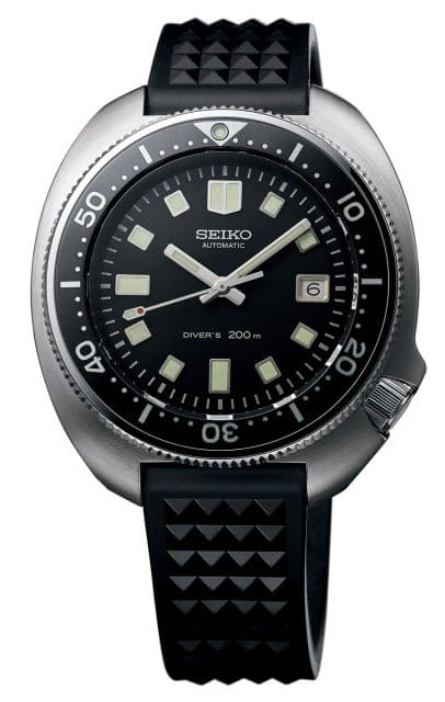 "Seiko: Prospex ""The 1970 Diver's Re-creation Limited Edition"" SLA033"