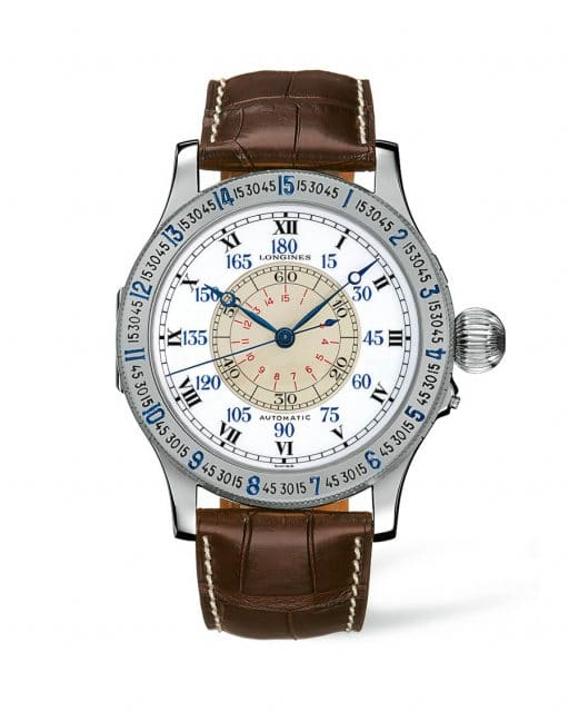 Longines: The Lindbergh Hour Angle Watch