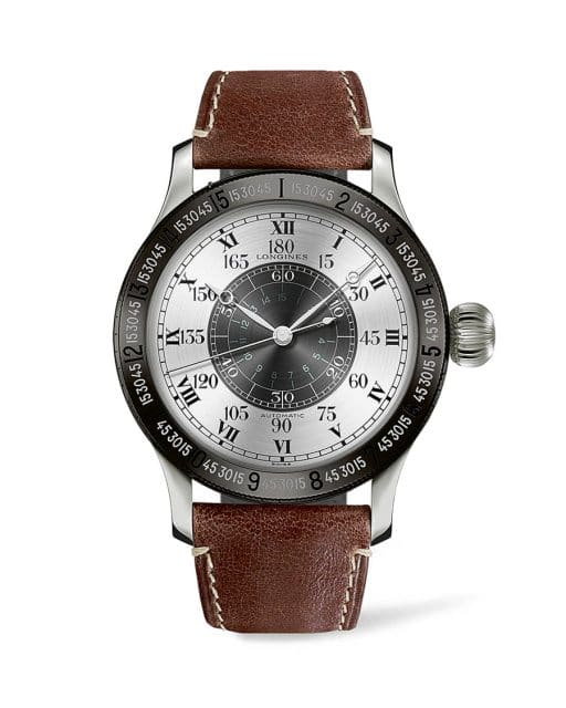 Longines: The Longines Lindbergh Hour Angle Watch 90th Anniversary