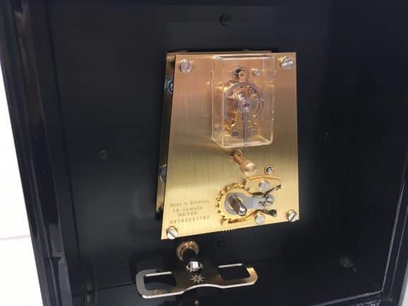 Junghans max bill: Editions-Set 2019, Acht-Tage-Werk der Großuhr