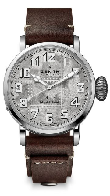 Zenith: Pilot Type 20 Extra Special Silver