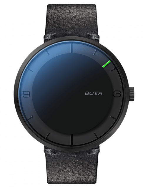 Botta: Nova plus Automatik Carbon All Black