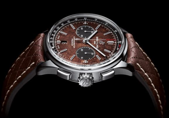 Breitling: Premier Bentley Centenary Limited Edition