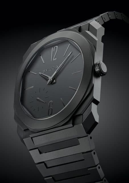 Bulgari: Octo Finissimo Automatic Ceramic