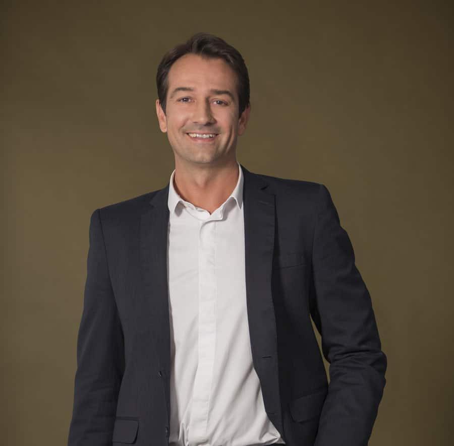 David Chaumet ist neuer CEO von Baume & Mercier