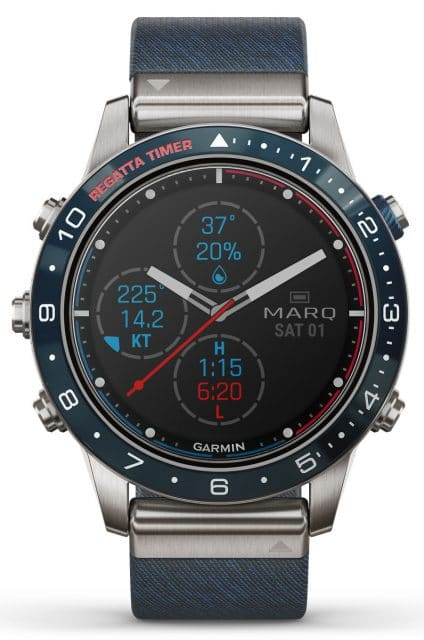 Garmin: Marq Captain