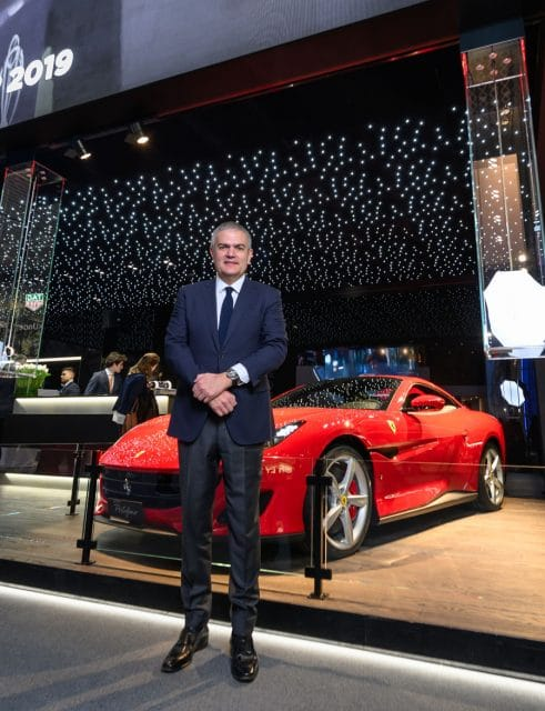 Hublot-CEO: Ricardo Guadalupe auf der Baselworld 2019