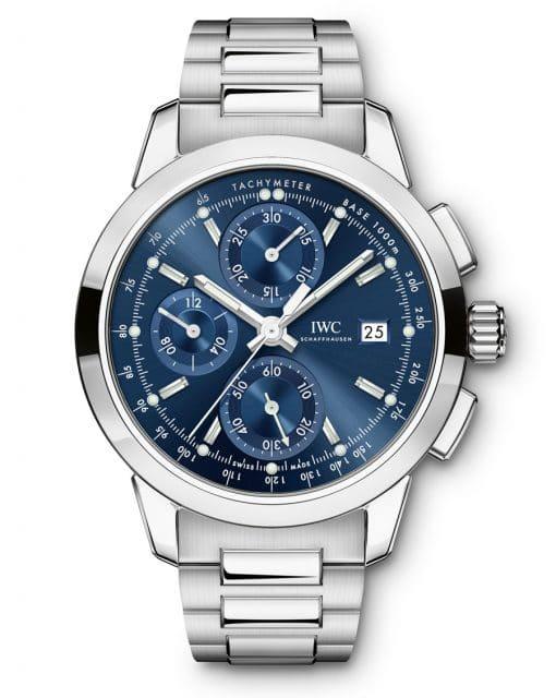 IWC: Ingenieur Chronograph Classic