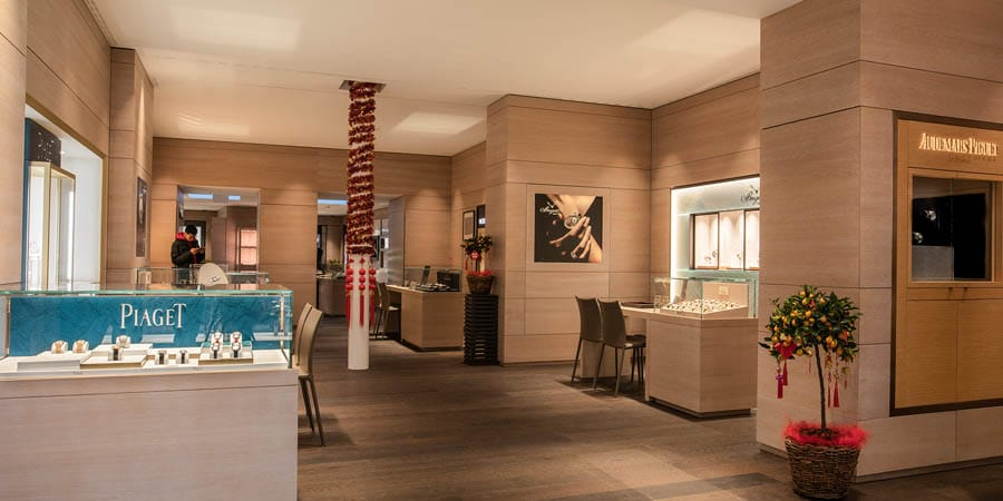 Juwelier Embassy Boutique in Luzern