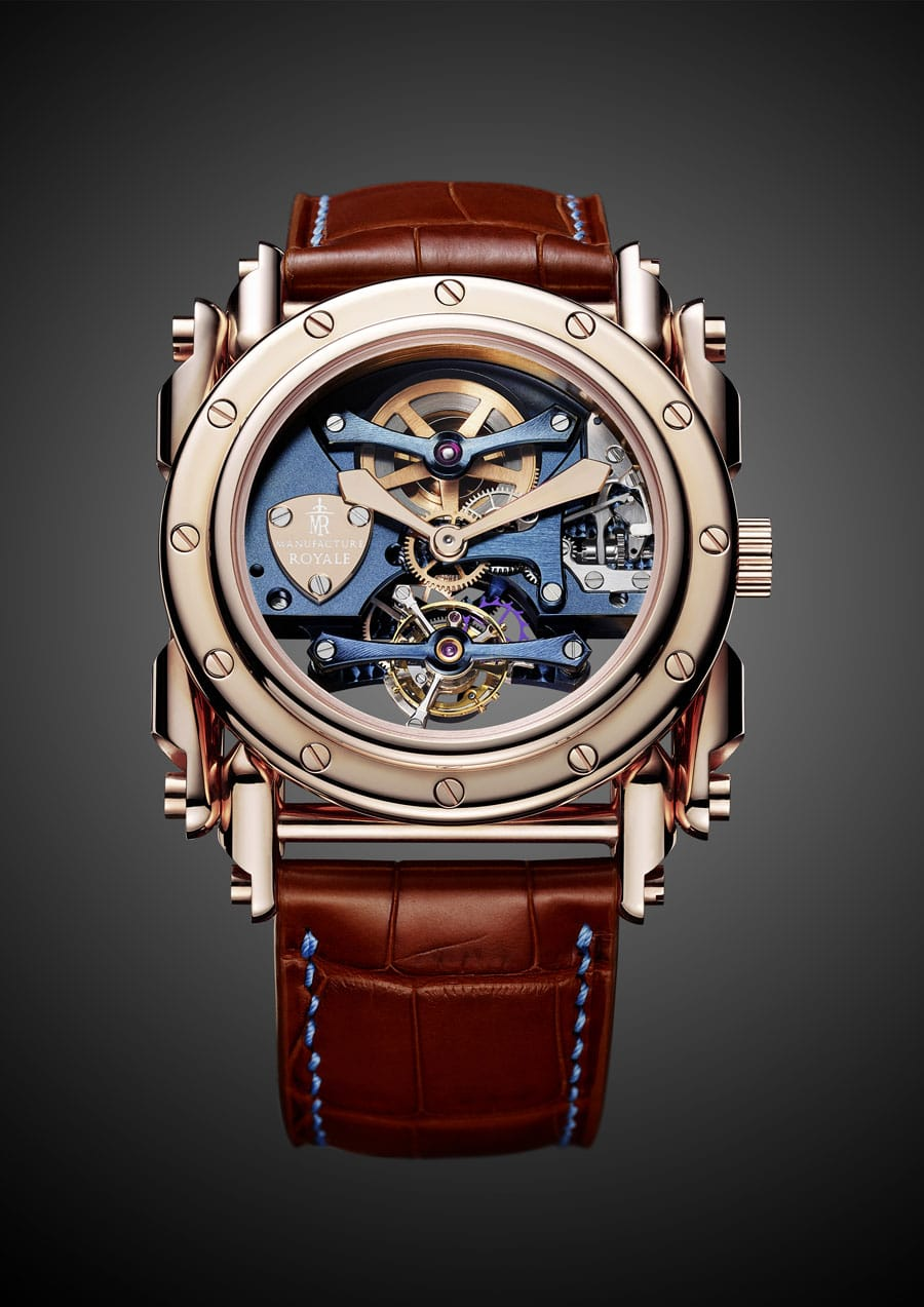 Manufacture Royale: Androgyne