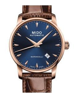 Mido Baroncelli Midnight Blue Gent