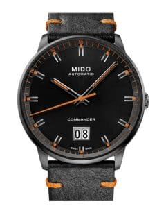 Mido Commander Big Date