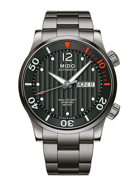 Mido Multifort Gent Two Crowns