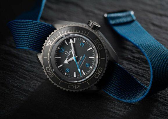 Konzeptuhr Omega Seamaster Planet Ocean Ultra Deep Professional