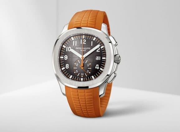 Patek Philippe: Aquanaut Chronograph