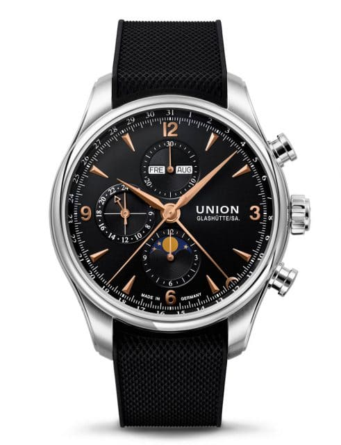 Union Glashütte: Belisar Chronograph Mondphase