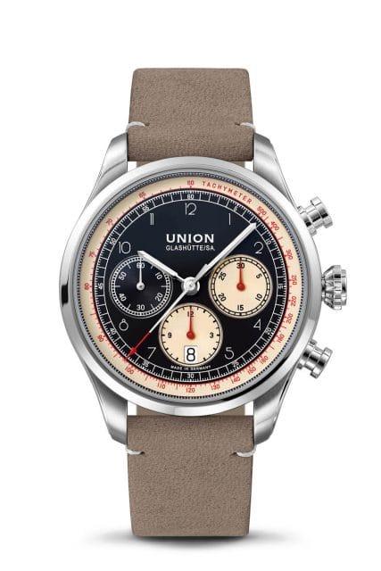 Union Glashütte: Belisar Chronograph