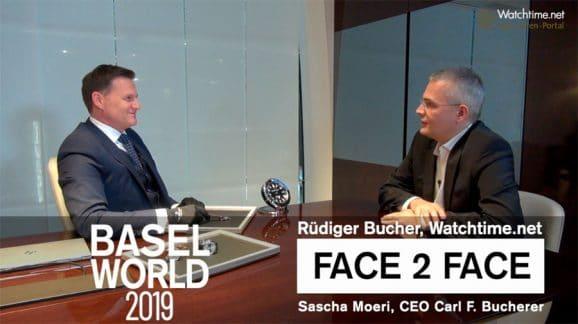Videointerview: Sascha Moeri, CEO von Carl F. Bucherer, im Gespräch mit Rüdiger Bucher