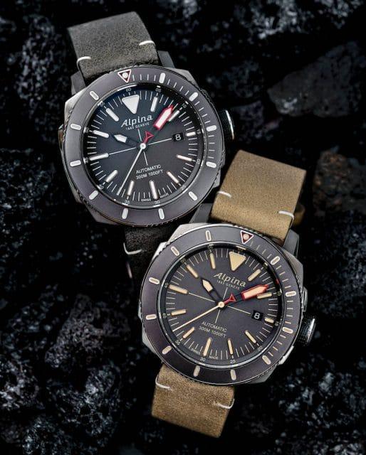 Alpina: Seastrong Diver 300