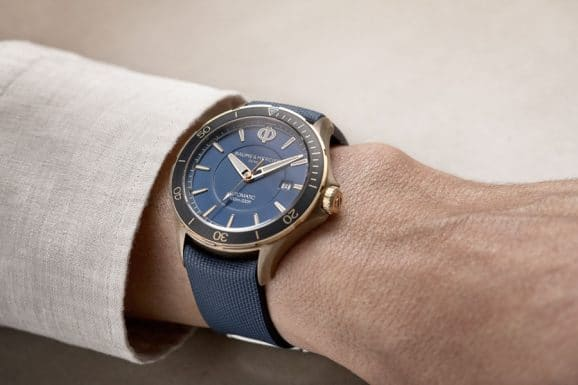 Baume & Mercier: Clifton Club Bronze