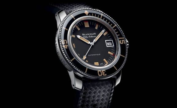 Blancpain: Fifty Fathoms Barakuda