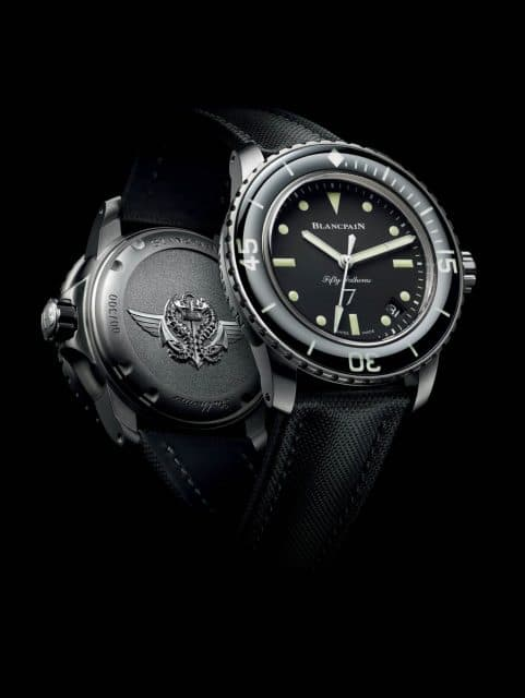 Blancpain: Fifty Fathoms Combat