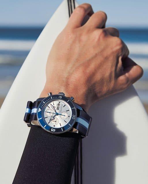 Breitling: Superocean Heritage Ocean Conservancy
