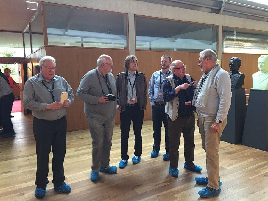 Chronos-Leserreise Jura 2019: In der Breitling-Chronometrie