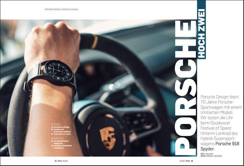 Produkt: Download: Porsche Design 1919 Datetimer 70Y Sports Car Limited Edition