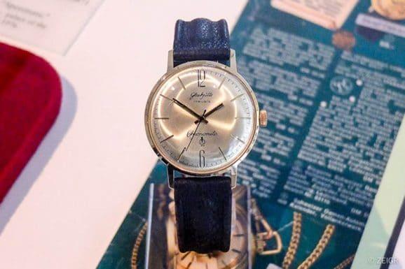 Glashütte: Rubis Chronometer
