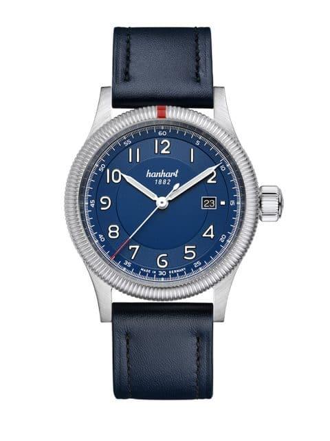 Hanhart: Pioneer One blau
