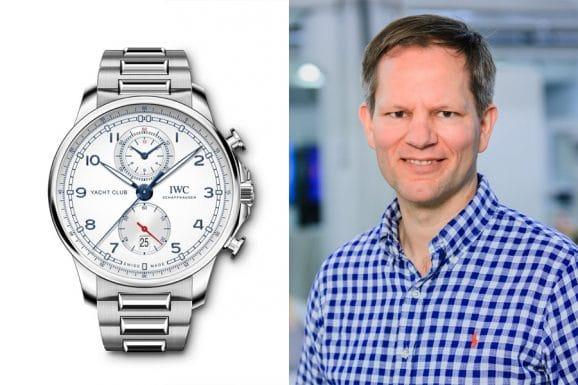 Sommer-Sportuhr-Tipp von Chronos-Redakteur Jens Koch: IWC Portugieser Yacht Club Chronograph