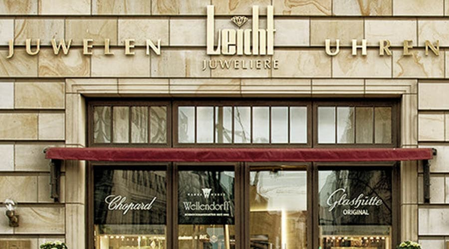Leicht Juweliere in Berlin: Wellendorff Boutique