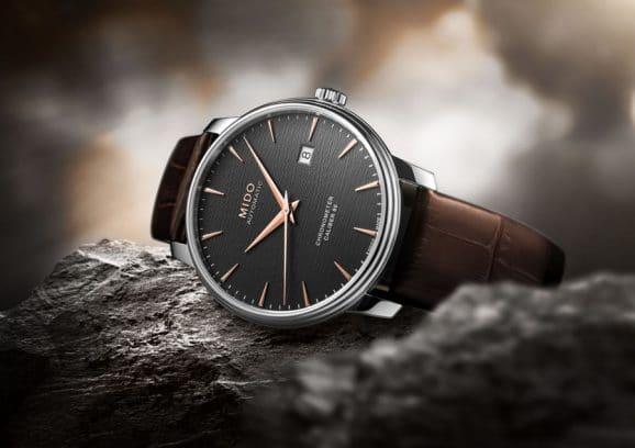 Mido: Baroncelli Caliber 80 Chronometer Silizium