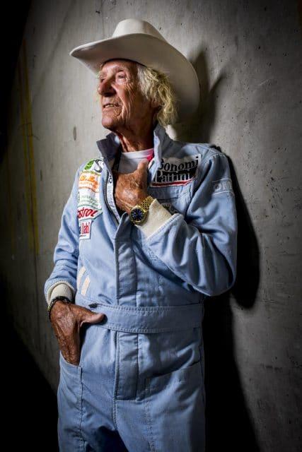 Der Rennfahrer Arturo Merzario rettete Niki Lauda 1976 das Leben und bekam als Dank eine goldene Rolex