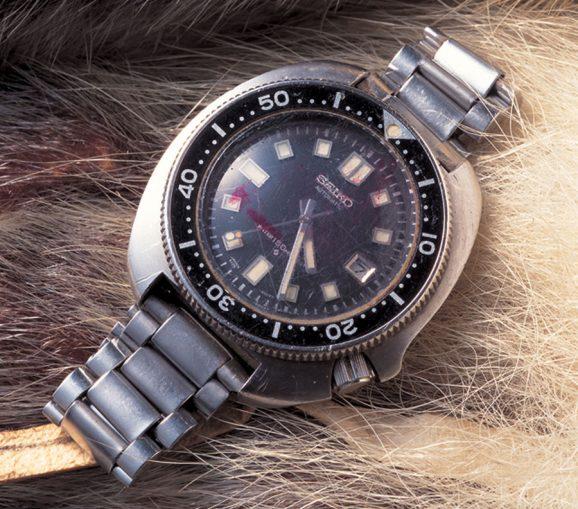 Seiko: Prospex Divers von 1970