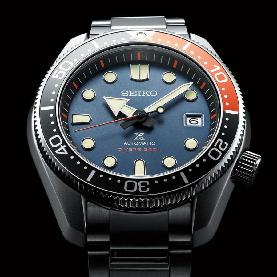 "Seiko: Prospex Automatic Divers ""Twilight Blue"""