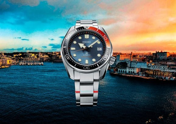 Seiko: Prospex Automatic Divers Special Edition Twilight Blue